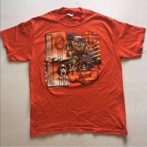 UNIVERSITY OF TENNESSEE VOLUNTEERS  VOLS shirt XL